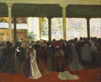 Louis Abel-Truchet, 'A L'Opera', 1902