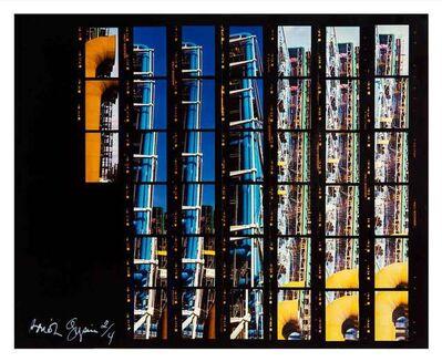 Brion Gysin, 'Le Dernier Musée', 1974