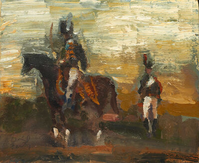 David Fertig, 'Chasseur à Cheval', 2006