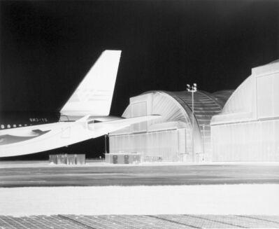 Vera Lutter, 'Lemwerder Airbase: August 15, 1997', 1997