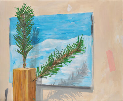 Thierry Lagalla, 'Mon faux sa-pin', 2016