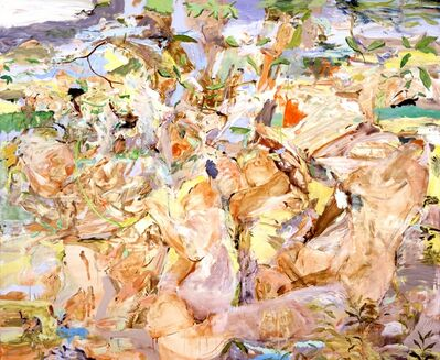 Cecily Brown, 'Figures in a Landscape 1', 2001