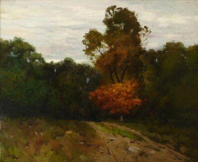 Franklin De Haven, 'Autumn Pasture', 1897