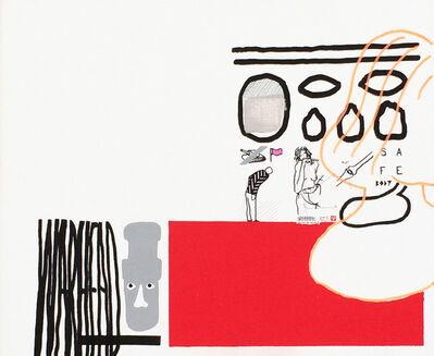 Toma Jankowski, 'War Head', 2016