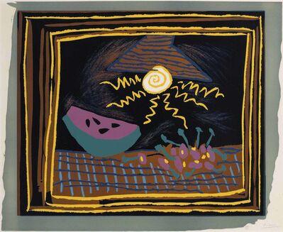 Pablo Picasso, 'Nature morte à la pastèque', 1962