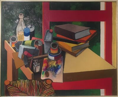 Renato Guttuso, 'Natura morta', 1968