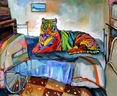 Frank David Valdés, 'Room 35', 2018
