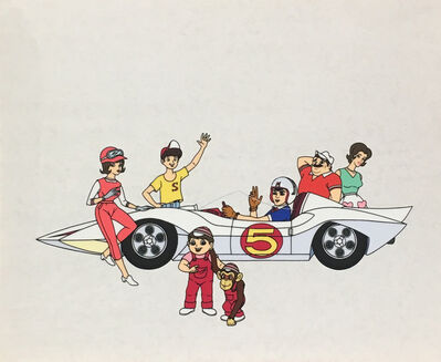 Speed Racer Enterprises, 'Speed Racer 6', 2000