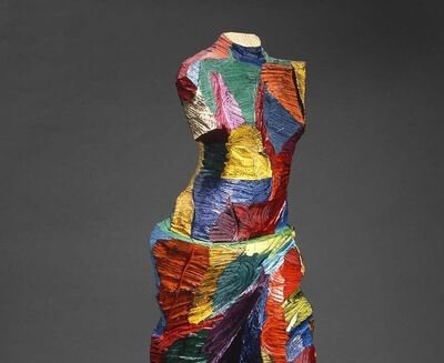 Jim Dine, 'Trembling for Color', 1990
