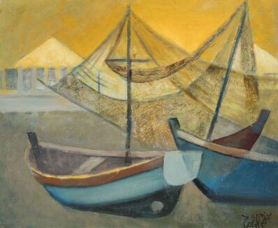 Louis Toffoli, 'Les barques bleues'
