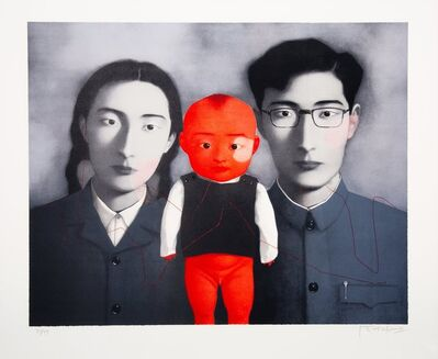 Zhang Xiaogang, 'Untitled, from Bloodline: Big Family', 2006