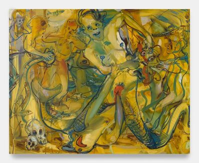 Angela Dufresne, 'Sea Creature Sex Creature (2)', 2020