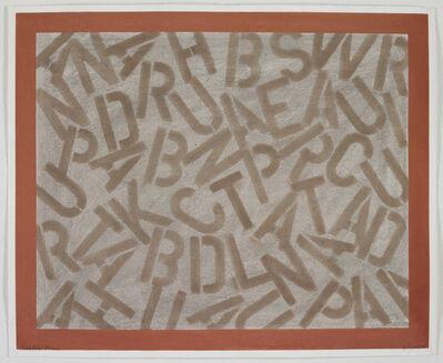 David Tremlett, 'Wall Sketch (Orissa)', 2009