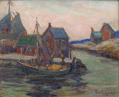 Fern Isabel Coppedge, 'Untitled (Rockport Fish Market, Cape Ann, Mass.)', Cape Ann
