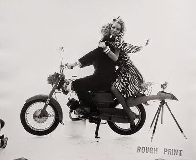 Bert Stern, 'Veruschka and Douglas Auchincloss, VOGUE', 1965
