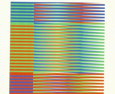 Carlos Cruz-Diez, 'Couleurs Additives [Additive Colors]', 1970