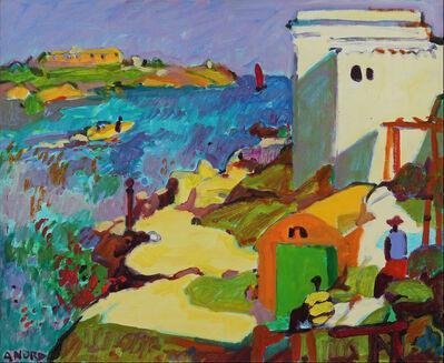 Manel Anoro, 'Cala Sant Esteva. Menorca', 2014