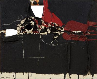 Manolo Millares, 'Cuadro 128', 1960-1961