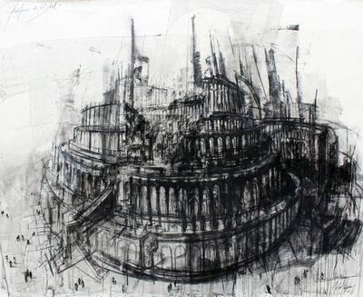 Gustavo Diaz Sosa, 'Series: Huérfanos de Babel', 2016