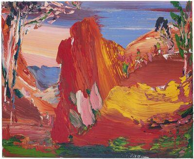 Yin Zhaoyang 尹朝阳, 'Mountains and Rivers', 2019