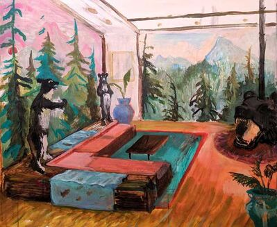 Johnny Defeo, 'Bears! Denali N.P ', 2019