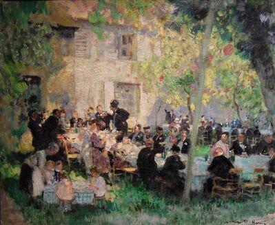 Jules René Hervé, 'Banquet de noces', ca. 1930