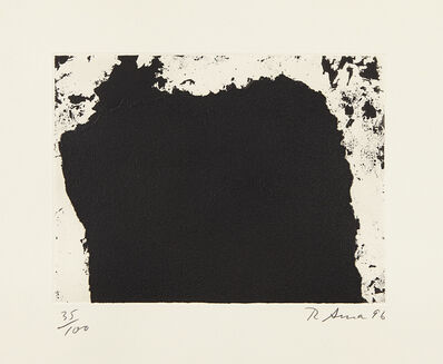 Richard Serra, 'Untitled', 1996