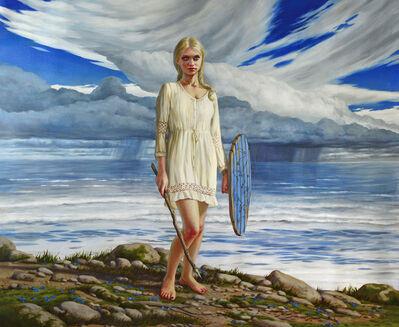 Jana Brike, 'Warrior Maiden', 2017