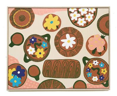 Liz Hernandez, 'El Lenguaje de la Comida (The Language of Food)', 2019