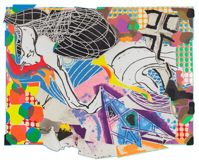 Frank Stella, 'Extracts', 1993