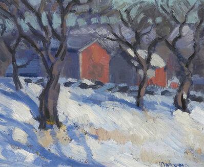 Andrew Dasburg, 'Landscape', 1914