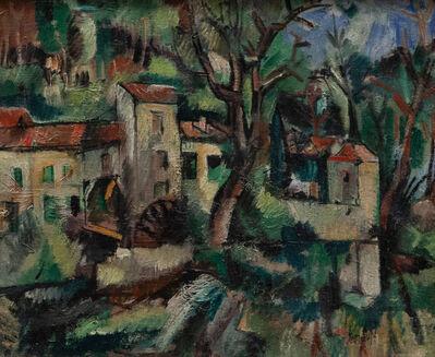 Jean Dufy, 'Moulin à aubes (Limousin)', 1888-1964