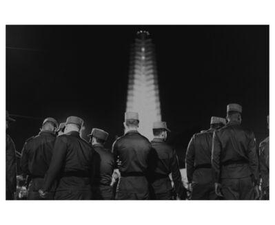 "Leandro Feal, 'Funerales de Fidel Castro - From series: ""De la reforma a la contrareforma""', 2016"