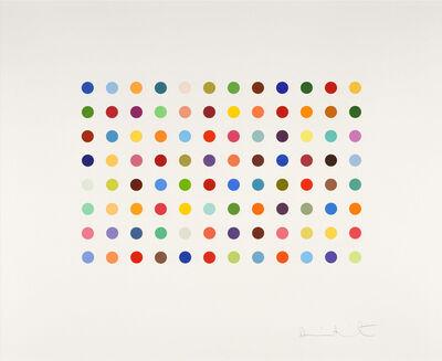 Damien Hirst, 'Bromphenol Blue', 2005