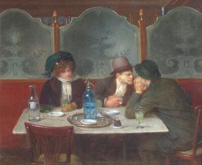 Jean Béraud, 'Cachotteries (Secrets)', 1909