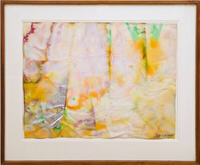 Sam Gilliam, 'Untitled painting, Ex-Museum of Modern Art Collection', 1968