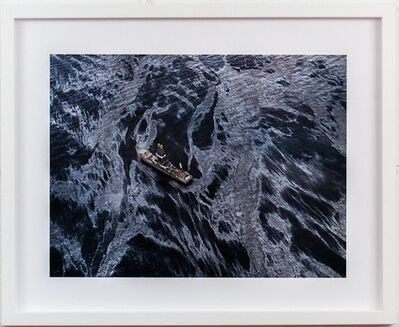 Edward Burtynsky, 'Oil Spill #2 Discoverer Enterprises, Gulf of Mexico, May 11 2010', 2010