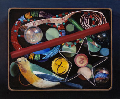 Lucy Mackenzie, 'Box of Coloured Objects', 2010