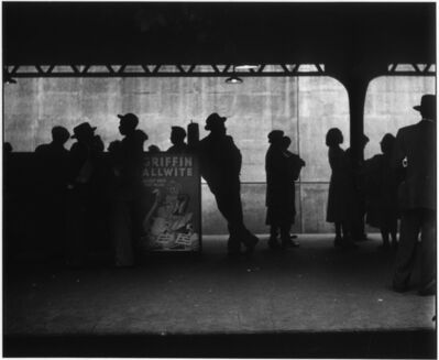 Elliott Erwitt, 'New York City', 1948
