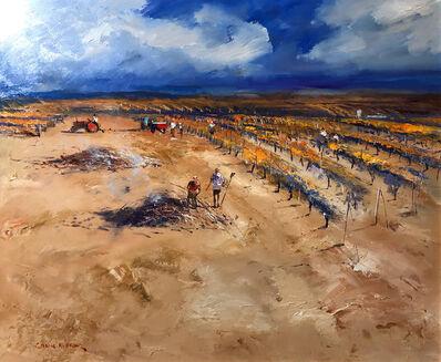Colin Parker, 'Margaret River Vineyards'