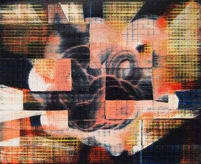 Jordan Broadworth, 'Wolfer', 2014