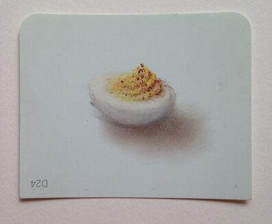 Mie Yim, 'Deviled Egg ', 2015
