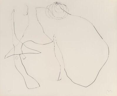 Joan Miró, 'Untitled I, from Flux de l'Aimant', 1964