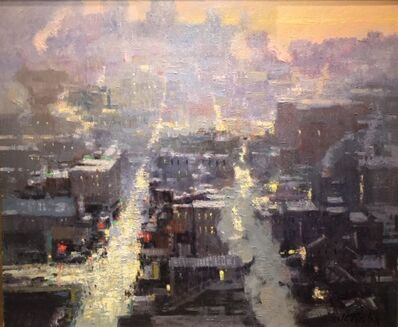 John Terelak, 'Dawn, NYC', 2018