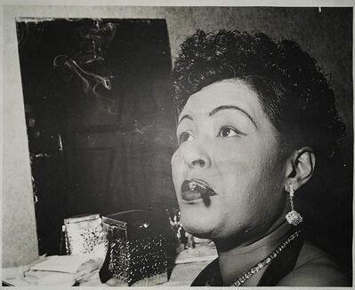 leigh Austen Weiner, 'Billie Holiday, 1954', 1954
