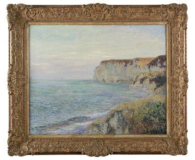 Gustave Loiseau, 'Falaise de Normandie ', 1907