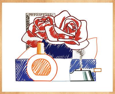 Tom Wesselmann, 'Scribble Version of Still Life #58', 1991
