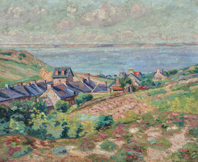 Jean Baptiste Armand Guillaumin, 'Le Val André', ca. 1907