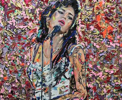 Famke Rousseau, 'Amy Winehouse', 2019