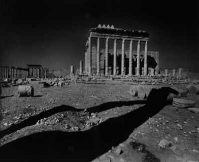 Don McCullin, 'The Temple of Bel, which has now been destroyed by ISIS', 2006